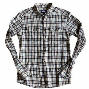 Men's Patagonia Long Sleeve Button Up Shirt Size S